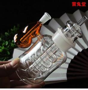 Garrafa de filtro removível de Super alta capacidade é alta 16CM de largura 6,5 CM de Peso 178, distribuição aleatória cor, hookah de vidro grossista, grande aposta