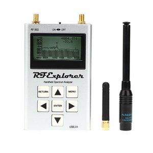 USB Atacado-Seeed 6G Combo Alta Qualidade Digital Spectrum Analyzer RF Explorador LCD de alta capacidade Lipo Analisador de espectro