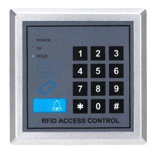 Vente chaude Carte De Contrôle D'accès RFID Proximité Entrée Clavier Serrure De Porte Système de Contrôle D'accès Livraison Gratuite H4362