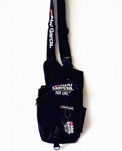 ¡Caliente! ABU 3color Bolso de la cintura Paquete de la cintura Bolsillo del señuelo Accesorios Bolsas Mochila Bolsa de pesca ¡De alta calidad!