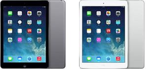 باد الهواء تم تجديده مثل جديد الأصلي أبل iPad 5 16GB 32GB 64GB WIFI iPad5 الكمبيوتر اللوحي 9.7 بوصة تم تجديد الكمبيوتر اللوحي DHL