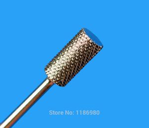 Toptan-Yeni Marka Matkap Ucu Nail Art Ekipmanları Manikür DIY uygun Dayanıklı Silindir Karbür Elektrikli araçlar