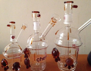 """2016 Cheech Glass Cheechaccino Cheech Miel Tasse Dabuccino Moutarde HoneyDrips The Honeycup """"Drips Sablé Coupe Sablé Mini Narguilé En Verre"""