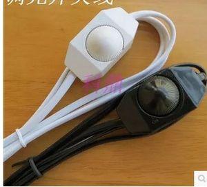 1.8MDIY ajustável luz da lâmpada de mesa ShuiJingYan lâmpada interruptor dimmer acessórios lâmpadas de iluminação e lanternas de acessórios cabo de extensão plug