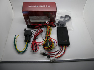 Mini GPS / GSM / GPRS Tracker GT06 Cuatribanda en tiempo real global Dispositivo de rastreo de vehículos Coche Alarma de velocidad excesiva Alarma antirrobo ACC Alarma SOS