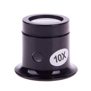 Großhandels-1 PC 10x Uhr-Vergrößerungsglas-Juwelier-Lupen-Vergrößerungsglas-Auge Len Repair Kit Tool # 49945