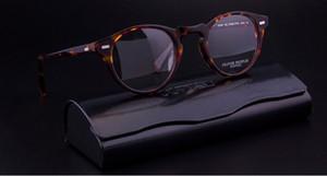 Gafas ópticas vintage montura de gafas ov5186 gafas Gregory peck ov 5186 para mujeres y hombres monturas de gafas