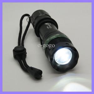 1000 люмен Cree XPE Led Zoom Light Lamp Lanterna Lamp Xpe 18650 вспышка света факел кемпинг свет сильный фонарик алюминиевый сплав