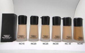 Maquillaje Mineralize Moisture Foundation Liquid Spf15 30ML (72pcs / lot) + regalo