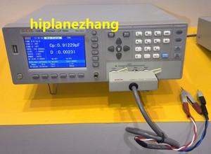 Привет-точность 0,1% Bench LCR метр DC Bias LCRZDQGB Theta DEG RAD Test 200KHz 5 '' TFT LCD USB 2816B