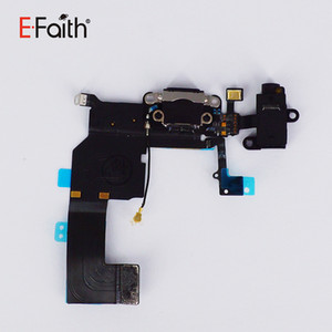 OEM Quallity Charging Port Dock Connector for iphone 5  5C 5S 5SE Phone Repair With Free Shippment