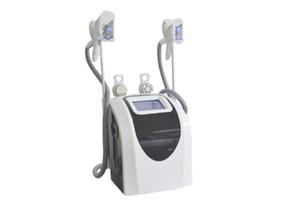 Zwei Cryo Griffe Fett Einfrieren abnehmen Maschine Kavitation Rf kühlen Körper Bildhauerei System Kavitation + Rf gefrorene abnehmen Ausrüstung