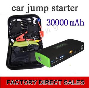 30000mah Jump Start автомобильное зарядное устройство автомобиль аварийный стартер питания портативный ноутбук смартфон зарядное устройство Power Bank аккумулятор
