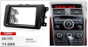 CARAV 11-085 Car Stereo Radio Fascia Plate Panel Frame Kit For MAZDA CX-9 2007+Stereo facia surround install trim fit Dash Kit