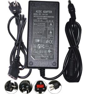 Alta qualità Trasformatore 85-265V 12V DC adattatore 1A 2A 3A 5A 6A 8A 10A Interruttore alimentazione Per Modulo LED Light Strip