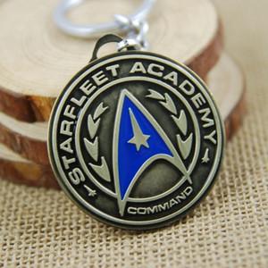 Bestnote Star Trek Schild Schlüsselanhänger Keychain für Schlüssel Movie Series Schlüsselanhänger Beste Promotion Key Ring Schlüsselhalter W994