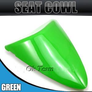 Freies Verschiffen Rear Seat Cover Cowl für 2007-2008 Kawasaki Ninja ZX6R 636 ZX 6R 07 08 grünen Sitzbezug