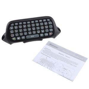 Controlador de teclado sem fio do jogo do mensageiro do texto CHATPAD para Microsoft XBOX 360