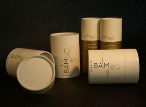 Tubos de papel revestidos ecologicamente corretos para embalagens de cosméticos