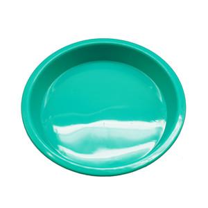 Антипригарным силиконовые блюдо воск контейнер глубокий Пан масло круглый лоток Dab Держатель инструмента пищевой 9 дюймов