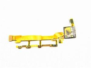 Buen precio NUEVO Volumen de alimentación original en el interruptor del cable Flex para Sony Z L36h C6603 C6602