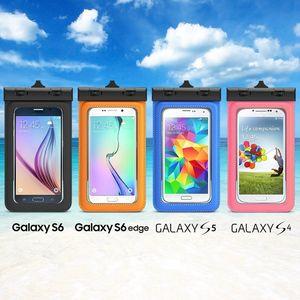 Custodia impermeabile per iPhone 6 6S per Samsung S4 S5 S6 S6