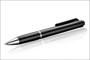 الشحن المجاني مسجل صوت N16 8GB عصري القلم الإملاء البسيطة القلم مسجل صوتي رقمي مع لاعب MP3 المراقبة السمعية