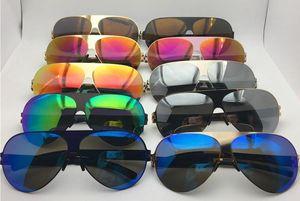 MYKITA FRANZ Gafas de sol deportivas de calidad superior para mujeres Diseñador de marca Hombres y mujeres Gafas de sol Retro Alemania Marca Vacaciones Gafas de sol