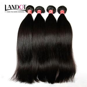 8а лучшее качество бразильский человеческих волос ткет расширения необработанные перуанский малайзийский Индийский камбоджийский монгольский прямые волосы 3 пучки много
