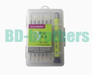 12 in 1 Kit T2 T4 T5 T6, 0.8 1.2Pentalobe, 1.5 2.0 Phillips 1.5 2.0Slotted Y Screwdriver for Tablet PC Laptop Cell Phone Repair 20sets lot.