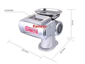 New Small Fleischschneidmaschine, Fleischschneidemaschine, Fleischschneider, Weit verbreitet im Restaurant verwendet
