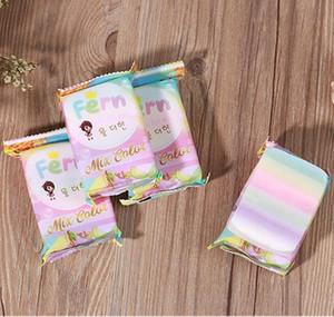 OMO Handmade Soap Gluta Rainbow Soap Brand New Arrivals White Plus Soap Mix Color Plus Five Bleached White Skin