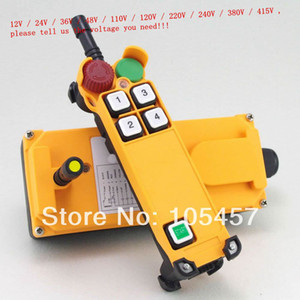 2 Motion 1 Speed Hoist Crane Truck Radio Remote Control System with E-Stop order<$18no track
