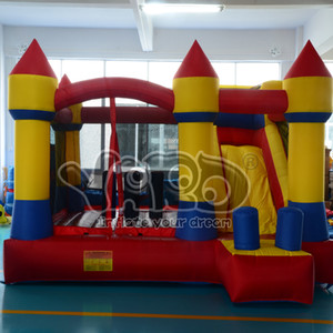 YARD top selling inflatable bouncer bounce house moonwalk trampoline toys with blower