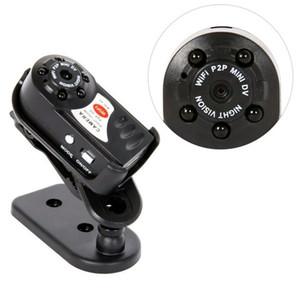 جديد البسيطة q7 كاميرا 480 وعاء wifi dv dvr كاميرا ip لاسلكية العلامة التجارية الجديدة البسيطة كاميرا فيديو مسجل infrared للرؤية الليلية كاميرا صغيرة