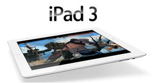 """100% Original Recuperado de Apple iPad 3 16GB 32GB 64GB Wifi iPad3 Tablet PC 9.7"""" IOS remodelado Tablet China Atacado DHL"""