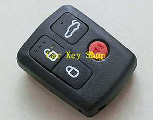 Nouvelle clé de remplacement Shell Remote Keyless Key Case d'entrée FOB 4 pour Ford FALCON (équarine)