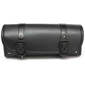 New Black Prince's Car Motorcycle Saddle Bags Cruiser Tool Bag Equipaje Mango Bar Bag Bolsas de cola Pacote Motos