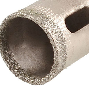 FS Hot 20mm Diamante Tipped Drill Bit Cerámica Cerámica Orificio de vidrio vio $ 18no pista