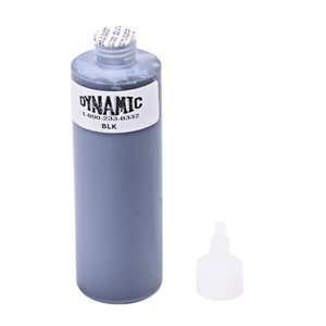 11.07oz 250m Dynamic Professional Tattoo Makeup Ink (250ml) حبر الوشم الأسود الوشم maleta de maquiagem US-10013387