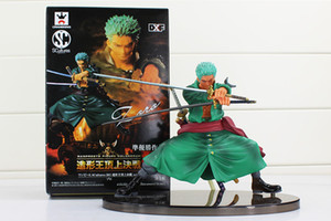 One Piece Roronoa Zoro PVC Figure Toy Decisive Battle Version Action PVC Figure Collection Model Toy