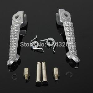 Reposapiés cromado Reposapiés del pie Delantero izquierdo derecho Para Yamaha 198-2011 YZF R1 99-2011 R6 orden $ 18no track