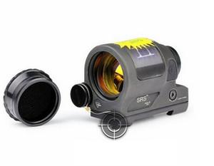 Tactique Chasse Tir Nouvelle arrivée Système d'alimentation solaire Trijicon SRS Red Dot Sight Avec Monture QD Avec Kill Flash