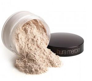 ventas al por mayor !!! 3 clolors famoso Laura Mercier suelta polvo de fijación Min poro aclaran Corrector nutritivo protector solar firma de larga duración 29g