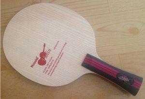Free shipping Nittaku Violin table tennis blade NE-6757 FL OFF for table tennis racket indoor sports  Ping Pong Blade