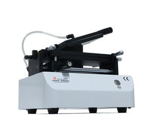 Laminatore a vuoto della macchina di laminazione del film del touch screen LCD a 7 pollici di OCA per la pompa a vuoto incorporata del polarizzatore del film di OCA