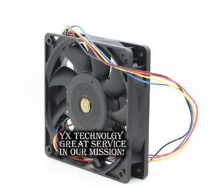 AVC new DBTA1225B8S 12CM 120mm 12025 48V 0.50A PWM cooling fan speed control switch 120*120*25mm