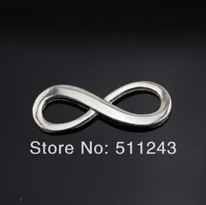Alloy DIY Infinity Charm Pendant Jewelry Finding Hot Sale 40pcs lot