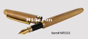 stylo à plume / stylo à encre en bambou