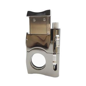 Mehrzweckprodukt Cigar Cutter Punch Fit COHIBA Cigar Cutter Scissors Cigar Accessories Großhandelspreis Freies Verschiffen